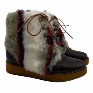 Australia Luxe Collective Sheepskin Fur Boots